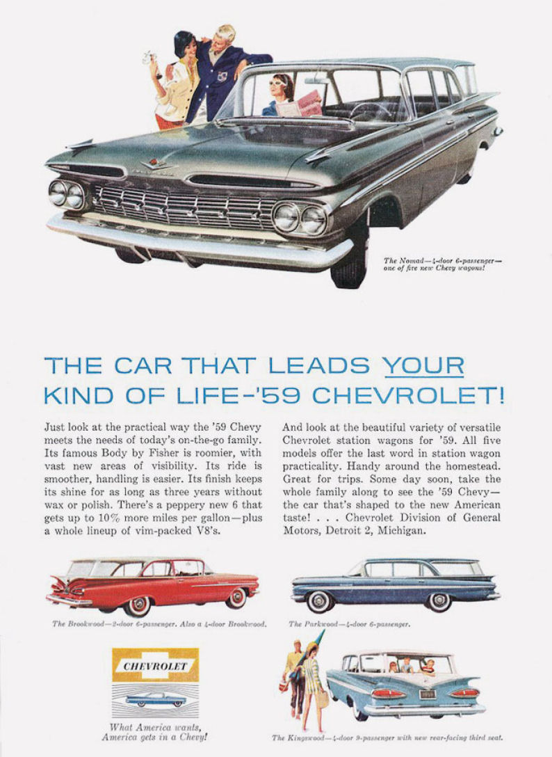19551959 Chevy Chevrolet Truck Assembly Manual with