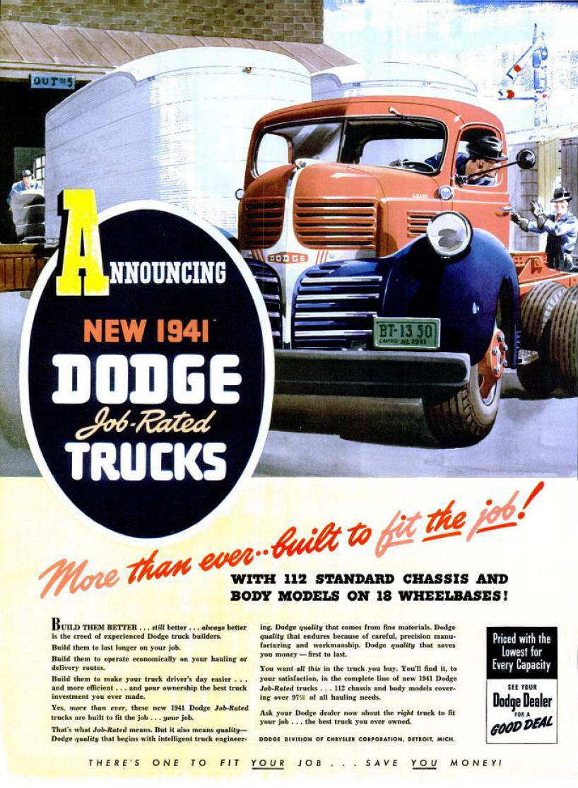 Image Seo All 2 Dodge Truck Post 12 1980 Brochure