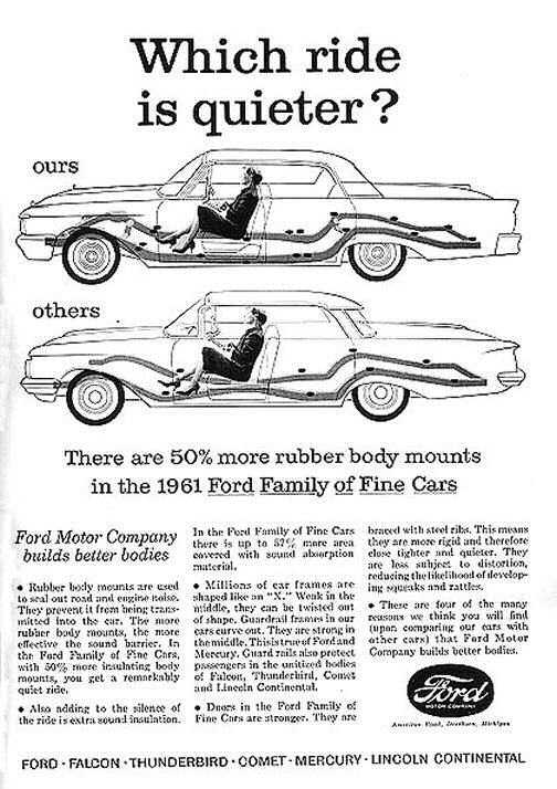 1961 fmc ad 04 for Ford motor company corporate