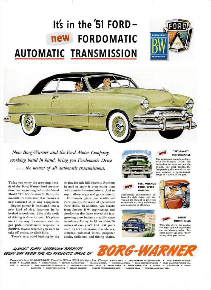 Ford Car Ads