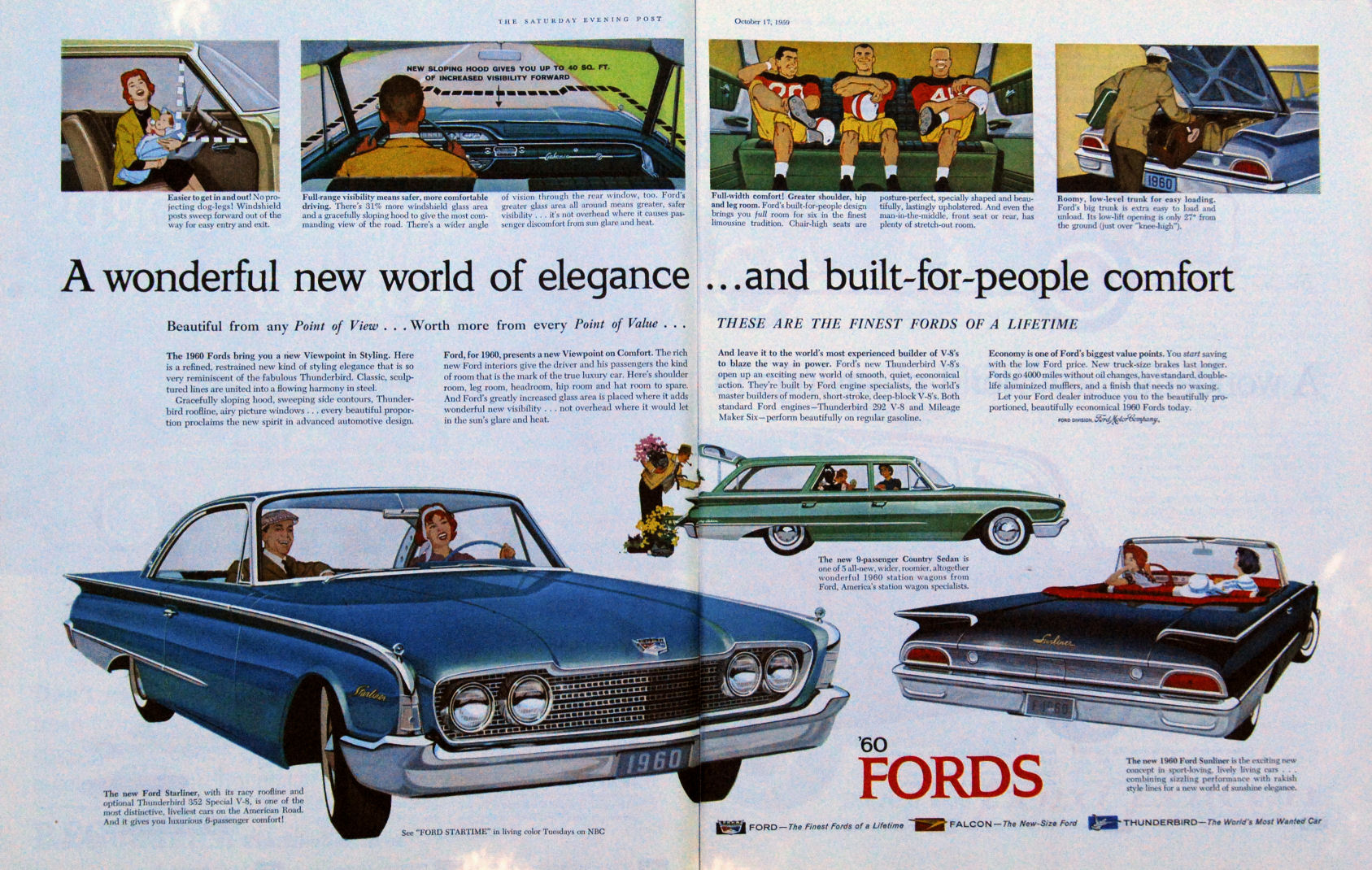 Old Car Advertising