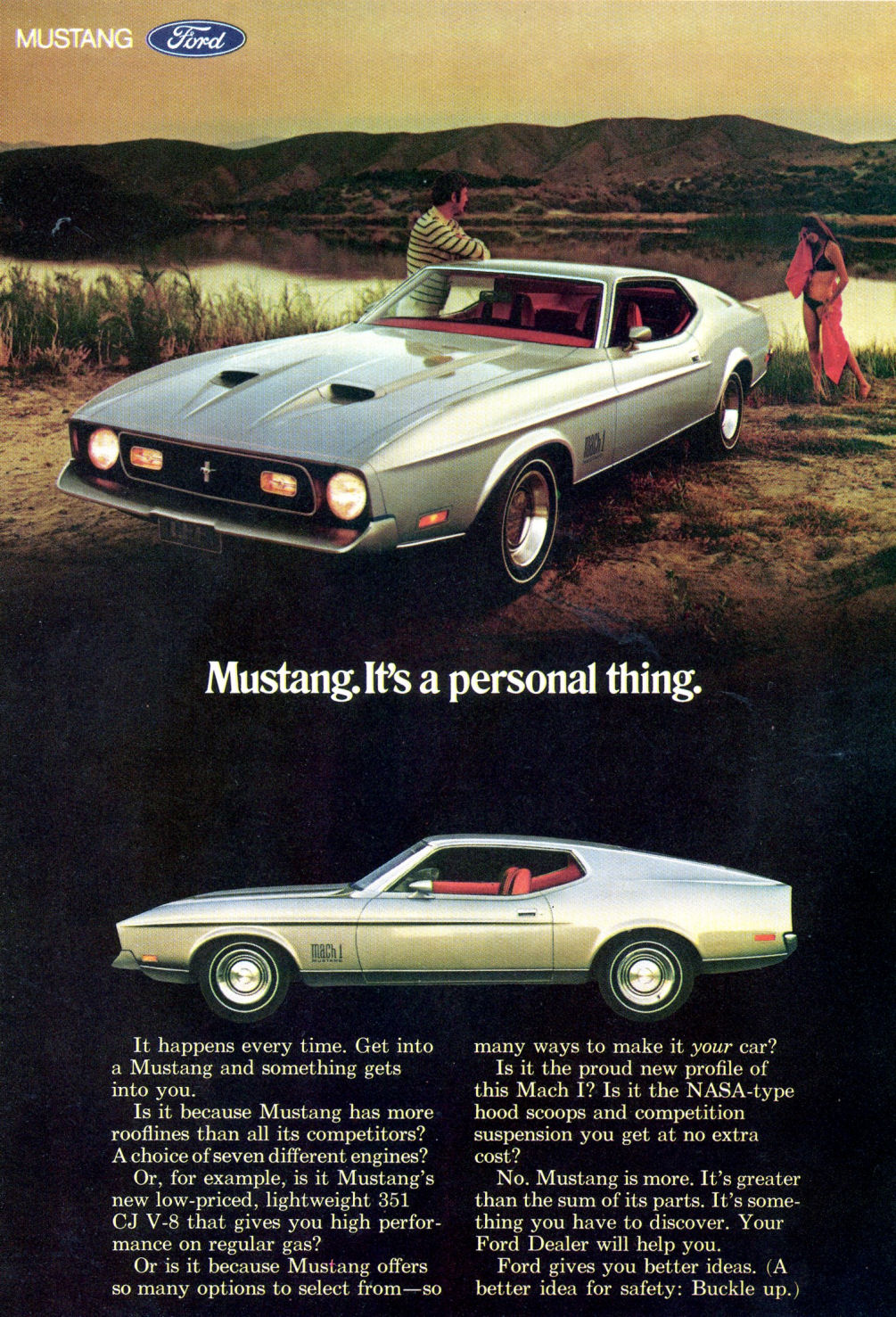 Ford Car Advertisements
