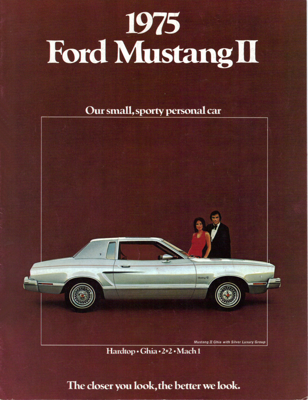 1975 Ford Mustang Ad 01